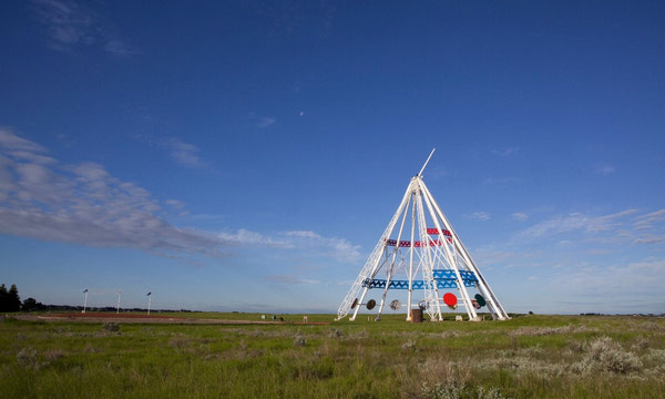 World's Largest Tepee